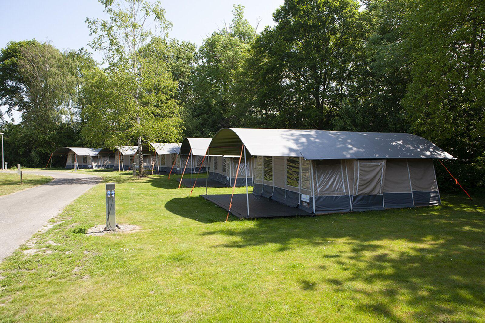5-persoons Lodgetent
